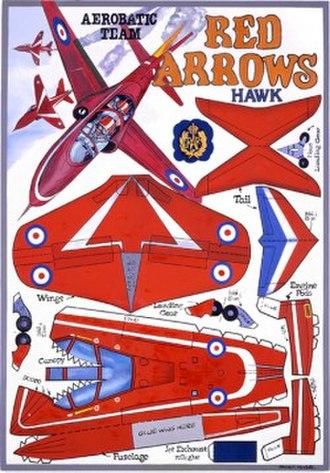 Malcolm Morley - Red Arrows, 2000.