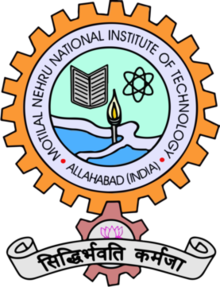Motilal Nehru National Institute of Technology Allahabad logo.png