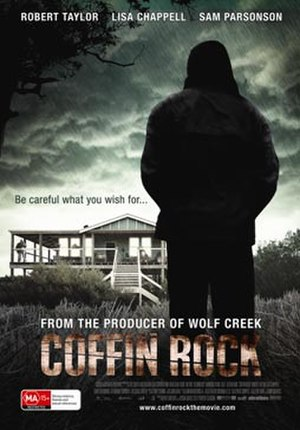 Coffin Rock - Theatrical film poster