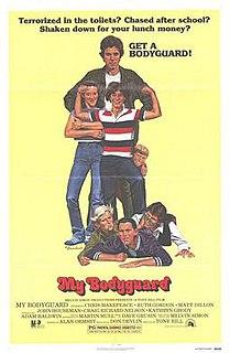 <i>My Bodyguard</i> 1980 film by Tony Bill