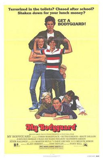 Picture of a movie: My Bodyguard