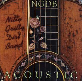Acoustic (Nitty Gritty Dirt Band album) - Image: NGDB Acoustic