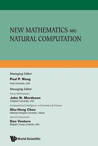 New Mathematics and Natural Computation - Image: NMN Ccover