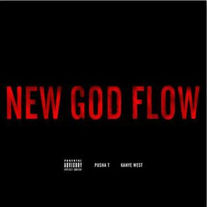 New God Flow - Image: New God Flow single art