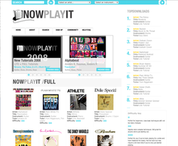 Now Play It homepage screenshot.png