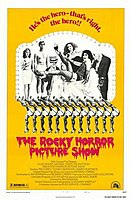 Picture of a movie: The Rocky Horror Picture Show