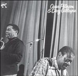 Oscar Peterson and Dizzy Gillespie - Image: Oscar Peterson Dizzy