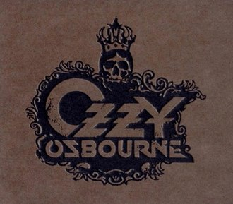 Black Rain (Ozzy Osbourne album) - Image: Ozzy Osbourne Black Rain slipcase