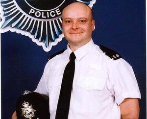 Murder of Jonathan Henry - Image: PC Jon Henry