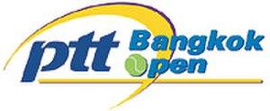 PTT Bangkok Open - Image: PTT Bangkok Open logo