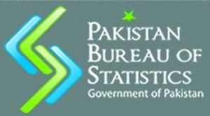 Census in Pakistan - Image: Pakistan Bureau of Statistics