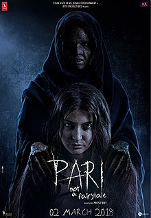 Pari 2018 Hindi HDRip 700MB AAC ESub MKV
