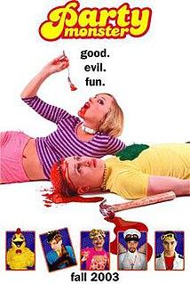 <i>Party Monster</i> (film) 2003 film