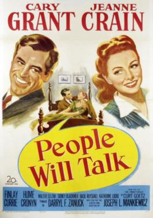 People Will Talk - People Will Talk movie poster