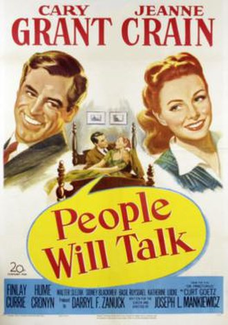 People Will Talk - People Will Talk movie poster