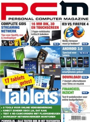 Personal Computer Magazine - Personal Computer Magazine (June 6, 2011)