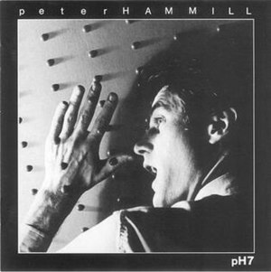 PH7 (Peter Hammill album) - Image: Peter Hammill p H7