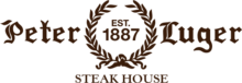 Peter Luger Steak House Logo.png