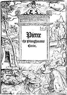 <i>Pierce the Ploughmans Crede</i>