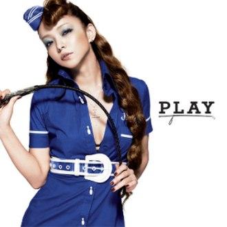 Play (Namie Amuro album) - Image: Play dvdcd