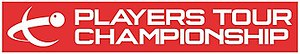 Players Tour Championship - Image: Players Tour Championship logo
