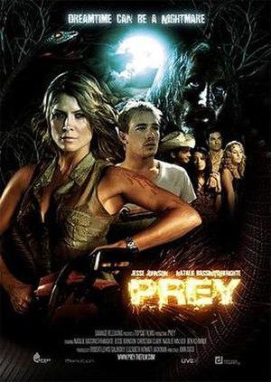 Prey (2009 film) - Official Australian Poster