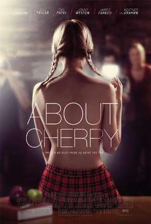 About Cherry - Image: Promotional poster for About Cherry