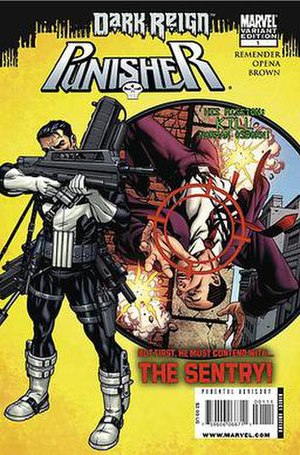 Punisher (2009 series) - Image: Punisherno 12009