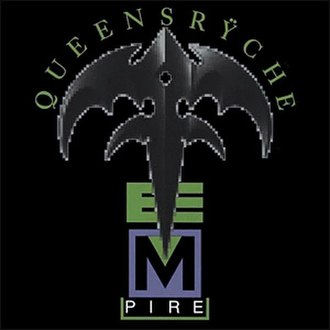 Empire (Queensrÿche album) - Image: Queensryche Empire cover