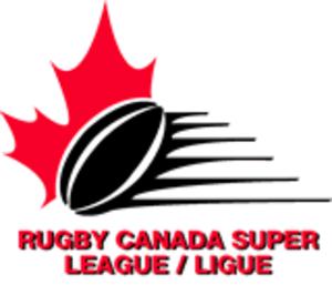 Rugby Canada Super League - Image: Rcsl logo