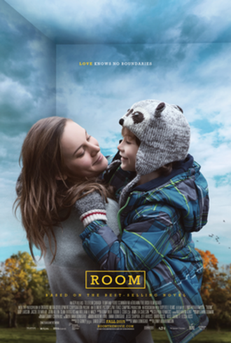 Room (2015 film) - Theatrical release poster