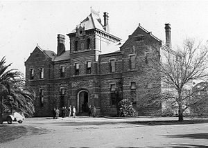 Roseworthy College - Roseworthy College in 1926