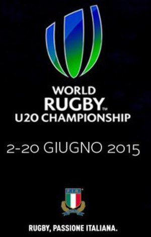 2015 World Rugby Under 20 Championship - Image: Rugby U20 2015