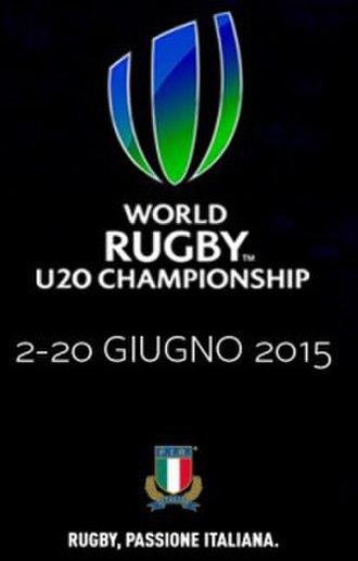 2015 World Rugby Under 20 Championship - Image: Rugby U20 2015