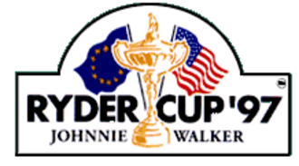 """Pan-European identity - The logo of the Ryder Cup has depicted the Flag of Europe and the Flag of the United States to represent """"Team Europea"""" and """"Team USA"""", respectively, since 1991."""