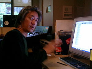 Tokyo University of the Arts - Composer Sakamoto Ryuichi (born 1952)