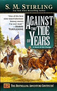 <i>Against the Tide of Years</i>