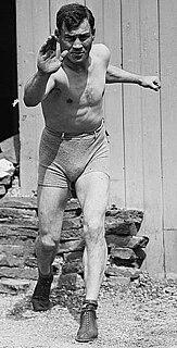 Sailor Burke American boxer