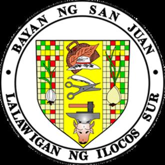 San Juan, Ilocos Sur - Image: San Juan Ilocos Sur