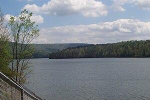 Schoharie Reservoir - Image: Schoharie Reservoir