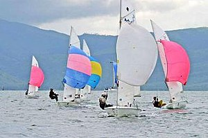 Sailing at the 2005 Southeast Asian Games