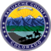 Seal of Saguache County, Colorado