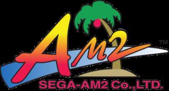 Sega AM2 - Image: Sega AM2 logo