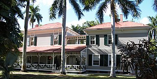 Edison and Ford Winter Estates United States historic place