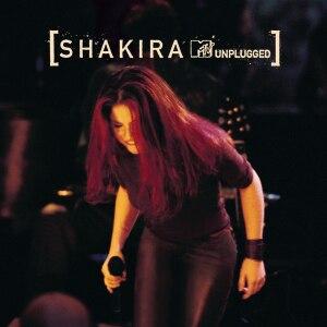MTV Unplugged (Shakira album) - Image: Shakira MTV Unplugged