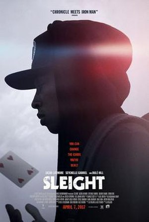 Sleight - Theatrical release poster