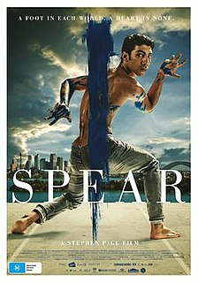 <i>Spear</i> (film) 2015 film