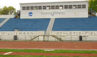 Franklin & Marshall College - Image: Sponaugle Williamson Field