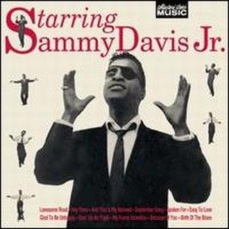 Starring Sammy Davis Jr. - Image: Starringsammy