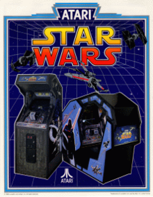 Star Wars 1983 Video Game